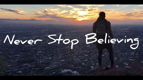 stop believing motivation youtube