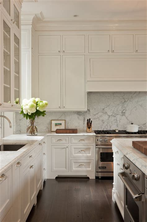 Georgetown Row House  Transitional  Kitchen  Dc Metro