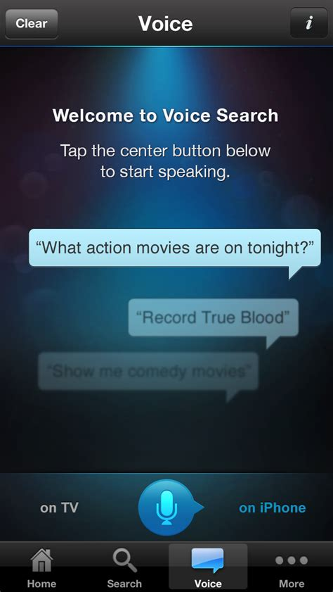 directv app for iphone directv iphone app gets voice search iclarified