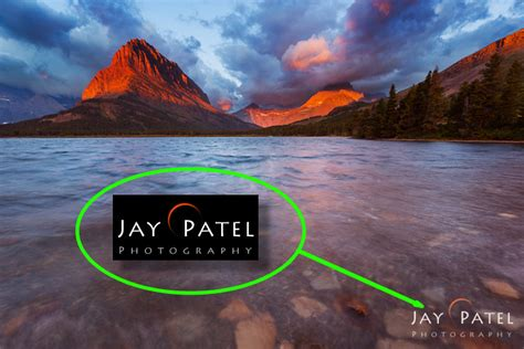 actions creating frames  watermarks jay patel
