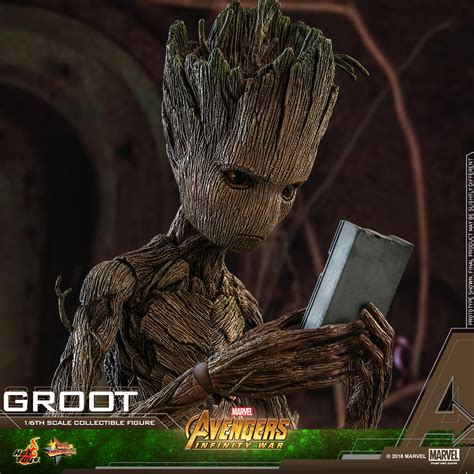 pack and play set groot and rocket pal around as infinity war
