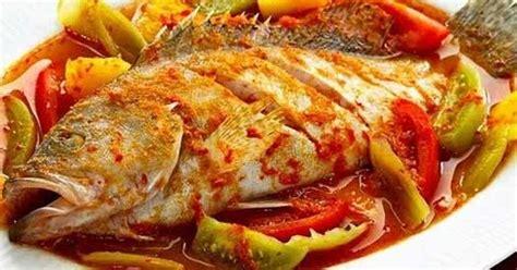 Ikan kerapu goreng sweet sour cara minah! Kombinasi 5 Resep Cara Masak Ikan Kerapu Enak Dan Halal ...