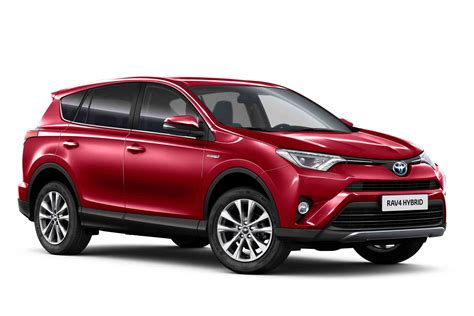2018 Toyota Rav4 To Gain Hybrid Power Across Range Carbuyer