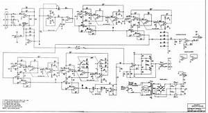 Urei 545 Parametric Equalizer Schematic