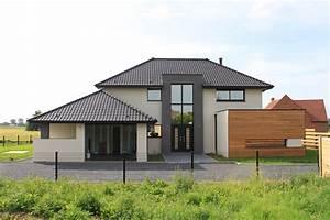 Maison En Bois Nord : cuisine piraino constructeur de maisons individuelles nord constructeur de maison prix ~ Nature-et-papiers.com Idées de Décoration