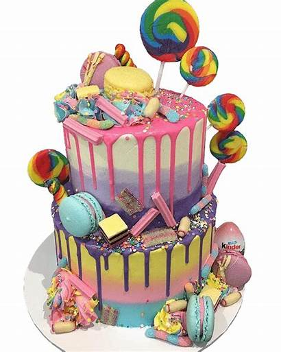 Cake Tier Candy Speciality Wonderland Creations Wild