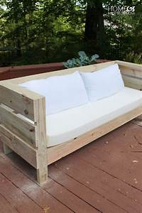 25+ best ideas about Outdoor furniture plans on Pinterest