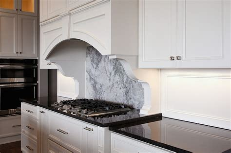 Nordic Black Granite Countertops   Transitional   Kitchen
