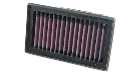 k n air filter for bmw f800r motorcycle accessory hornig