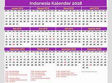 Kalender 2018 Beserta Hari Libur Pdf takvim kalender HD