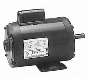 Cp1072l 3  4 Hp  3450 Rpm New Century Electric Motor Old