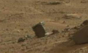 Strange structure found on Mars | Paranormal Phenomena ...
