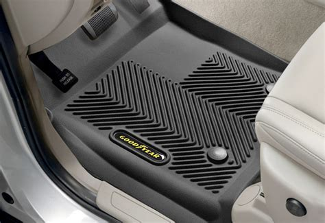 Goodyear Floor Liners   Free Shipping on All Weather Floor