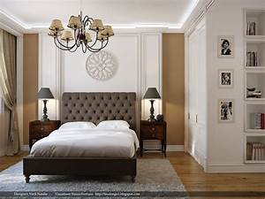 Elegant bedroom interior design ideas for Elegant bedroom desing