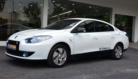 renault china renault fluence ze planned for production in china report