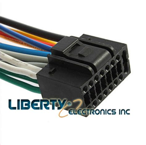 New Pin Auto Stereo Wire Harness For Kenwood Kdc