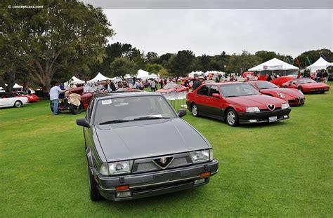 1987 Alfa Romeo Milano Conceptcarzcom