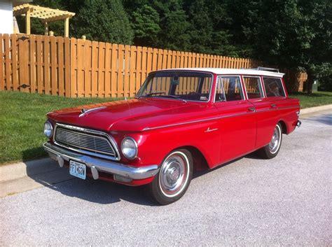 1962 Rambler American 400 Wagon