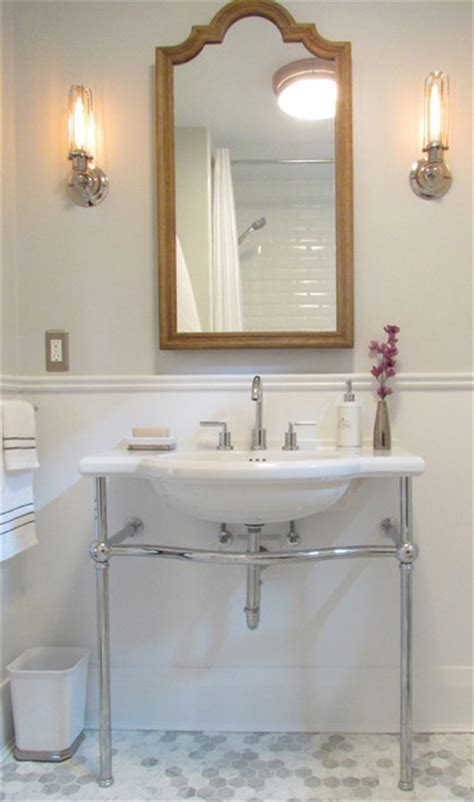 My Houzz: Provence by the lake   Beach Style   Bathroom