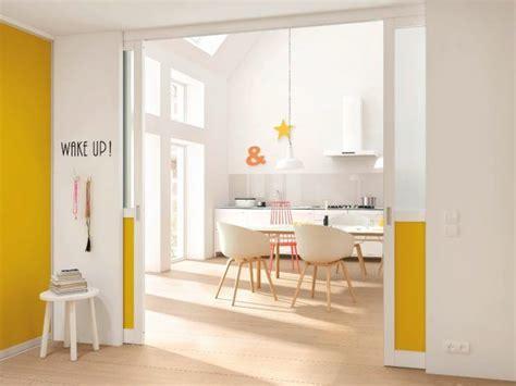 offene küche wohnzimmer abtrennen offene k 252 che mit schiebet 252 r abtrennen k 252 che offene