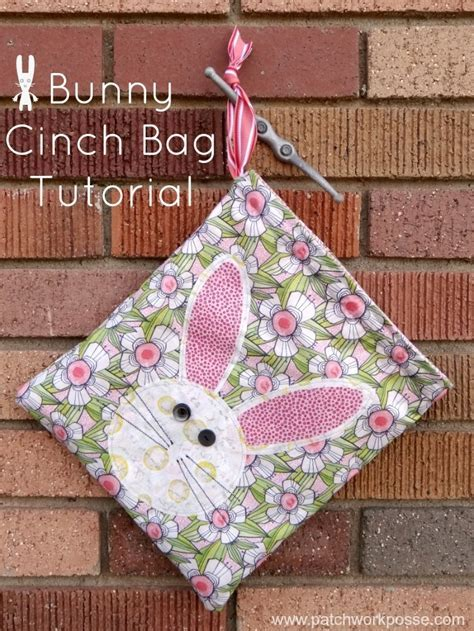 Hoppy Free Purse Patterns   AllFreeSewing.com