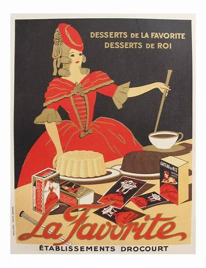 French Poster Favorite Posters 1930s Baking Advertising
