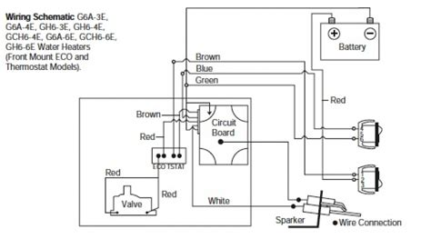 Intellitec Thermostat Wiring Diagram by Suburban Water Heater Wiring Diagram Wiring Diagram And