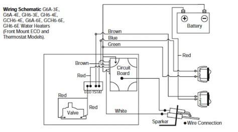 Suburban Water Heater Wiring Diagram