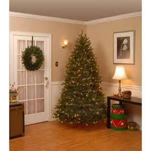 12 ft dunhill fir artificial tree with 1500 clear lights ebay