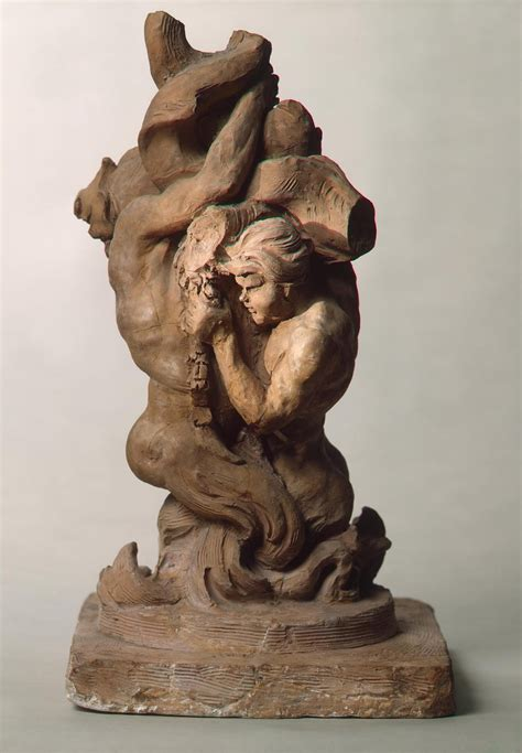 Spencer Alley: Bernini's Terracotta Sketches