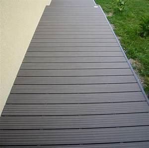 Terrasse En Bois Composite Prix : lames de terrasse pas cher meilleures images d ~ Edinachiropracticcenter.com Idées de Décoration
