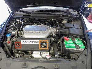 2005 Honda Accord Engine Oil Replacement