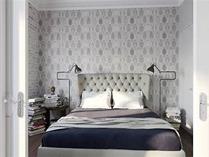 Simple Wallpaper Bedroom For Your Interior Designing Home ...