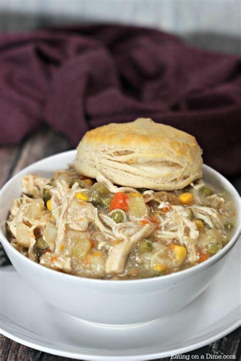 great crockpot recipes the best crock pot chicken pot pie recipe easy chicken pot pie