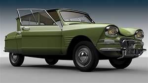 Citroën Ami 6 : 3d model citroen ami 6 turbosquid 1163930 ~ Medecine-chirurgie-esthetiques.com Avis de Voitures