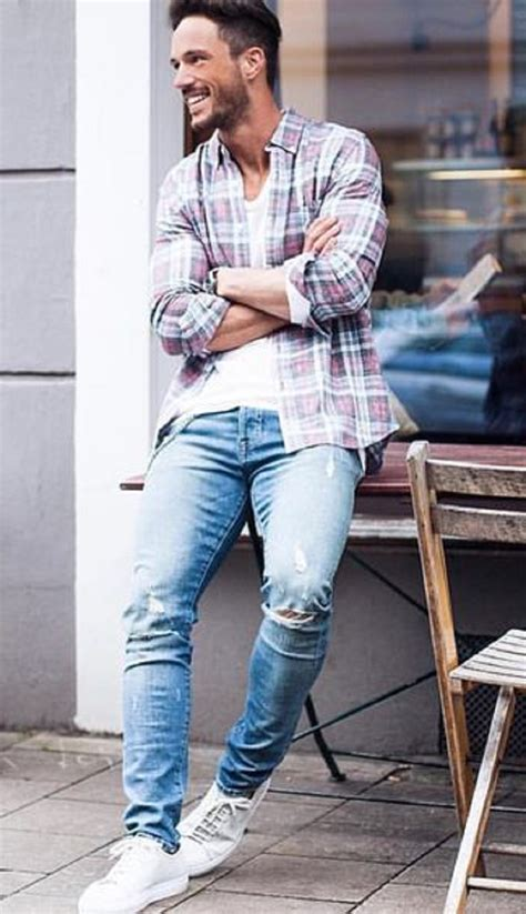 19 Spring 2017 Casual Outfits For Men To Rock | Rock Spring and Menu0026#39;s fashion