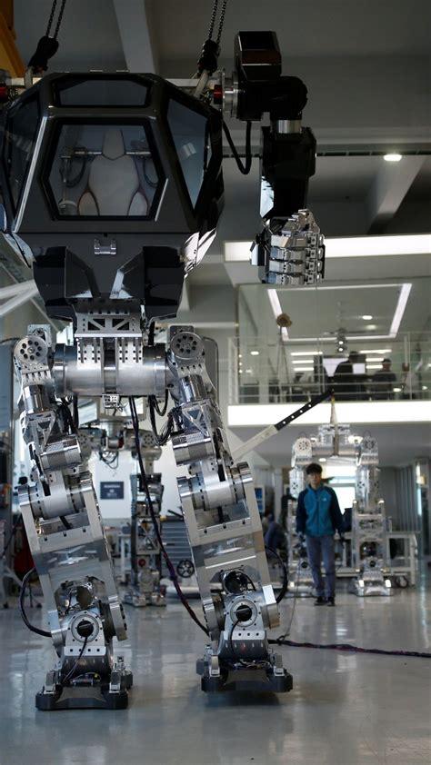 wallpaper method  robot mech  tech