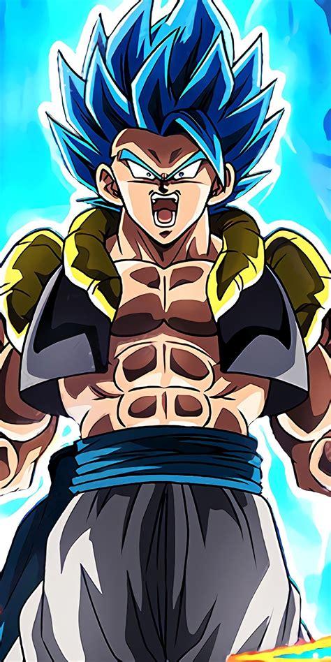 Download 1080x2160 Wallpaper Dragon Ball Super Broly