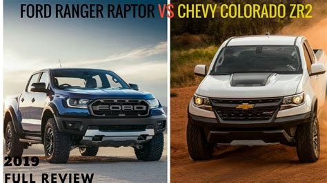wow amazing  ford ranger raptor  chevy colorado