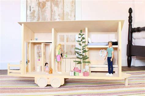 barbie size tiny house dollhouse jaime costiglio