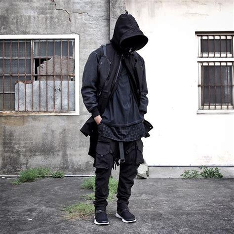 best black sweater 44 best techwear images on fashion
