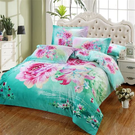 Popular Turquoise Bedding Fullbuy Cheap Turquoise Bedding