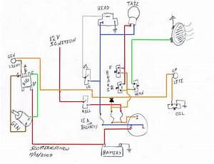 Ironhead Another Minimalistic Wiring Diagram