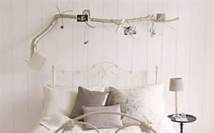 Branche De Bois Deco : une t te de lit avec des livres shake my blog ~ Teatrodelosmanantiales.com Idées de Décoration