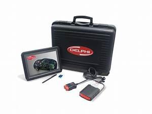 Appareil Diagnostic Auto : tablette tactile de diagnostic ds450e delphi de delphi ~ Dallasstarsshop.com Idées de Décoration