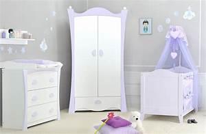 Chambre De Bébé Fille : photo chambre bebe fille parme visuel 9 ~ Teatrodelosmanantiales.com Idées de Décoration