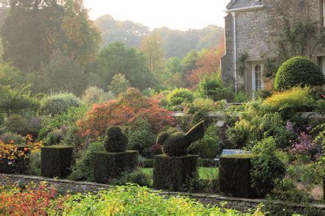 Gresgarth Hall Garden - The English Garden