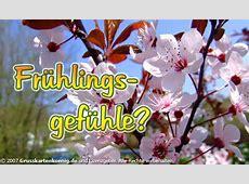 Frühling GB Pics, GB Bilder, Gästebuchbilder, Facebook
