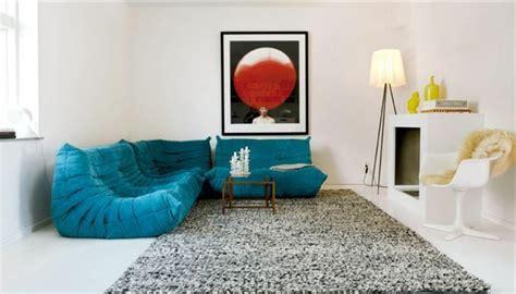 canape togo ligne roset pas cher les beaux décors avec le canapé togo légendaire archzine fr