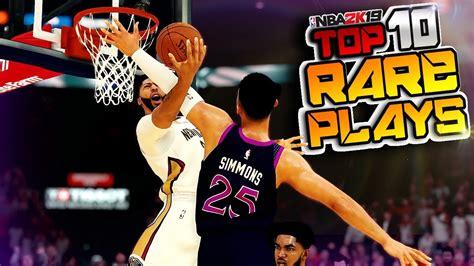 NBA 2K19 Top 10 Rare Plays of the Week #47 | NBA 2KW | NBA ...
